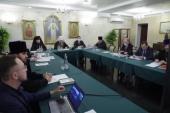 Митрополит Нижегородский Георгий провел совещание, посвященное возрождению здания дома-музея священника Василия Гундяева в городе Лукоянове