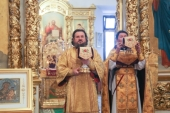 В Якутской епархии отметили десятилетие возобновления богослужения на якутском языке