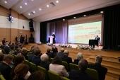Председатель ОВЦС принял участие в собрании, посвященном 25-летию Дома русского зарубежья