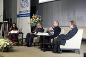 В рамках фестиваля «Вера и слово» состоялась панельная дискуссия, посвященная вопросам биоэтики
