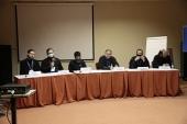 В рамках фестиваля «Вера и слово» состоялась встреча Совета священников-блогеров