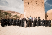 В Египте прошел третий раунд переговоров по развитию академического сотрудничества между Русской Православной Церковью и Коптской Церковью