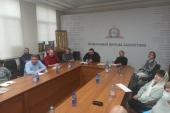Состоялось очередное заседание открытого исторического общества Казахстанского митрополичьего округа