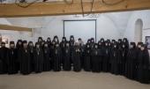 Научно-практическая конференция о монашеских традициях прошла в Старицком монастыре Тверской епархии