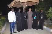 Секретарь ОВЦС по межхристианским отношениями встретился в Египте с семинаристами из Судана
