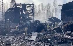 Соболезнования Святейшего Патриарха Кирилла в связи с гибелью людей в результате взрыва на заводе «Эластик» в Рязанской области