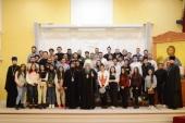 Глава Нижегородской митрополии встретился с представителями коптской общины, обучающимися в нижегородских вузах