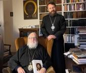 Председатель Отдела внешних церковных связей посетил Оксфорд