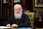 Відповіді Святішого Патріарха Кирила на запитання журналу Forbes France