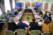 Ответственный секретарь Синодального комитета по взаимодействию с казачеством провел совещания с представителями казачьих образовательных учреждений