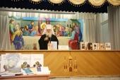 В рамках выставки-форума «Радость Слова» в Ташкенте прошел региональный этап Рождественских чтений