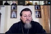 Председатель Синодального миссионерского отдела провел онлайн-совещание с руководителями епархиальных миссионерских отделов