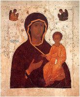 Смоленская икона Божией Матери