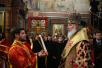Служение Местоблюстителя Патриаршего престола в день памяти сщмч. Илариона (Троицкого) в Сретенском монастыре