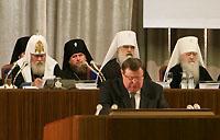 Утверждение духовности — основа возрождения России