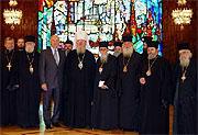 Празднование 100-летия основания русского храма святителя Николая и презентация Основ социальной концепции РПЦ состоялись в Софии