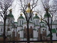 Делегатам на Поместный Собор от Украинской Православной Церкви не позволили совершить Литургию в соборе Святой Софии в Киеве