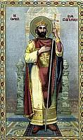 Патриаршее послание по случаю празднования 1100-летия преставления просветителя Болгарии святого равноапостольного царя Бориса