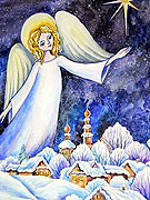 В рамках XVII Рождественский чтений пройдет IV Международный конкурс детского творчества 'Красота Божьего мира'