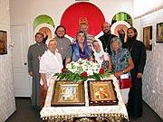 Православные паломники из Голландии посетили Свято-Владимирский духовно-просветительский центр в Киеве