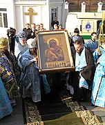 Нижегородской епархии передана древняя святыня Нижегородской земли — Владимирская Оранская икона Божией Матери
