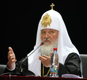 Выступление Святейшего Патриарха Кирилла на встрече с молодежью в рамках XIII Всемирного русского народного собора