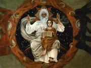 При реставрации храма Рождества Иоанна Предтечи на Пресне обнаружены холст и фрески Виктора Васнецова