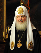 Святейший Патриарх Кирилл ответит на вопросы читателей официального сайта Украинской Православной Церкви