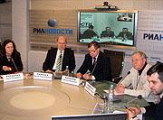 Пресс-конференция 'Поместный Собор Русской Православной Церкви 2009 года глазами участвовавших в нем мирян' прошла в столице