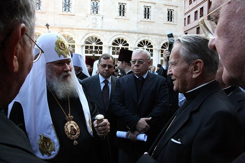 Встреча Предстоятелей и представителей Поместных Православных Церквей в Стамбуле