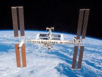 Экипаж Международной космической станции поздравил Святейшего Патриарха Кирилла с интронизацией