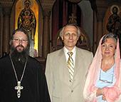 Советник Управления Президента РФ по внешней политике посетил Московское подворье Православной Церкви в Америке
