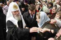 Предстоятель Русской Церкви опроверг слухи об ухудшении своего здоровья