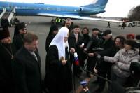 Завершился визит Святейшего Патриарха Кирилла в Калининград