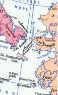 На острове Ратманова установлен православный крест
