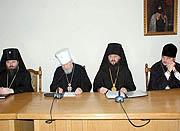Состоялось епархиальное собрание духовенства Киевской епархии