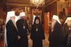 Заседание Священного Синода Русской Православной Церкви 26 декабря 2006 года