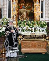 Слово Святейшего Патриарха Алексия в Великую Пятницу после выноса Плащаницы