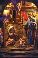 Посещение Патриархом выставки 'Вертеп. Итальянская рождественская традиция'