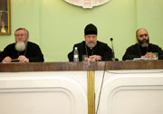 В Санкт-Петербургской духовной академии прошла конференция «Старый обряд: XX век в лицах»