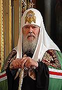 'Церковь отделена от государства, но не от общества'. Интервью Святейшего Патриарха Алексия телеканалу 'Россия'.
