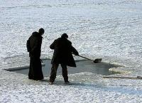 В Москве для Крещенского купания определены 15 водоемов, на каждом из которых днем будут дежурить спасатели