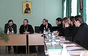 Семинар по сектоведению прошел в Нижегородской Духовной семинарии