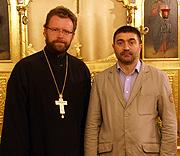И.о представителя Московского Патриархата при европейских международных организациях принял вице-премьер-министра Республики Молдова