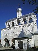 Софийскую звонницу Hовгородского кремля закрыли на реставрацию