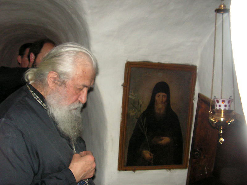 Май 2007 г., Киев. В пещерах Киево-Печерской лавры (фото сайта Православие.ru).