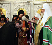 Предстоятель Русской Церкви совершил наречение архимандрита Иеронима (Чернышова) во епископа Орловского и Ливенского