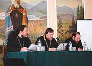 На прошедшем в Белгороде семинаре преподавателей Духовных школ разработана структура учебника по предмету 'Миссиология'