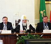 Выступление Святейшего Патриарха Кирилла на заседании Совета по делам казачества при Президенте РФ