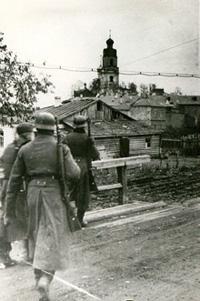 Церковь в годы войны: служение и борьба на оккупированных территориях